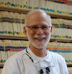 Dr Farrow Headshot